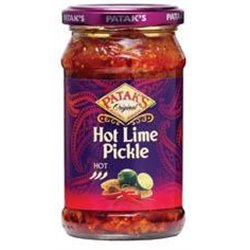 PATAK PICKLE LIME - EXTRA HOT 250ML