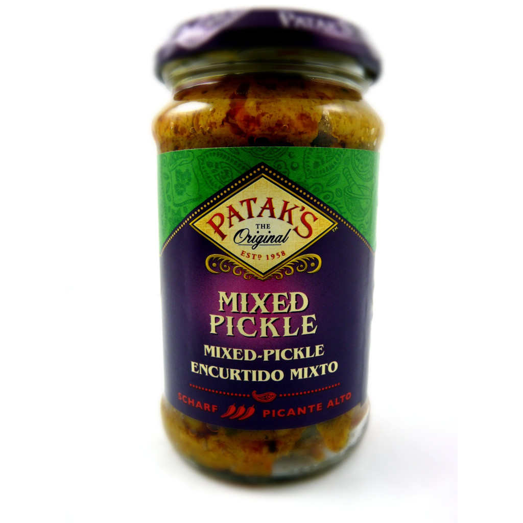 PATAK PICKLE MIXED - HOT (283G)