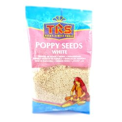 Poppy Seeds White