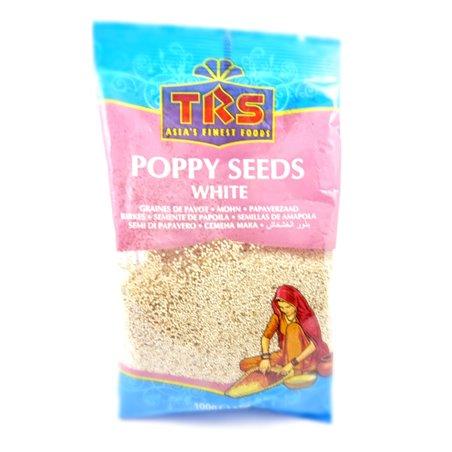 Poppy Seeds White