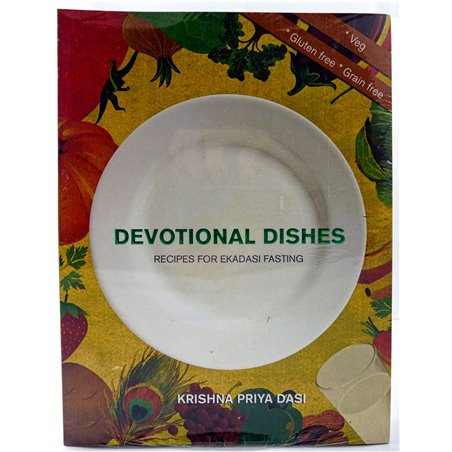 Devotional Dishes: Recepies for ekadashi fasting