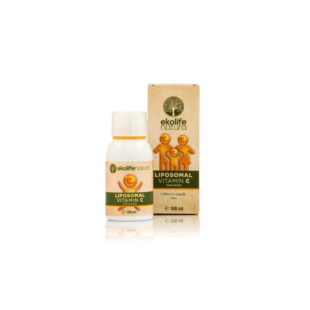 Ekolife natura Liposomski vitamin C 100ml