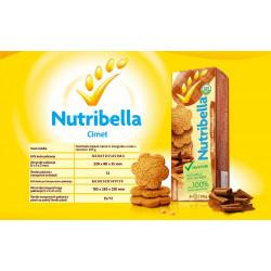 Piškoti Nutribella cimet -...