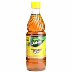 Gorčično olje Dabur - 500mL