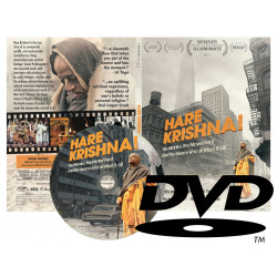 DVD - Hare Krishna! The...
