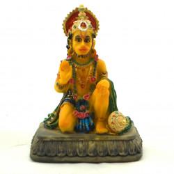 Hanuman, sedeči