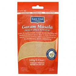 EAST END Garam masala 100 gr