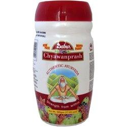 Super živilo z amlo in dodanimi zelišči (Chyawanprash) 500g