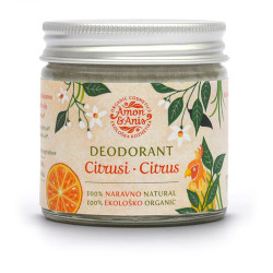 Mini Deodorant Citrusi 20ml