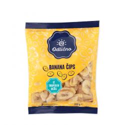 Odlično banana čips 200 g