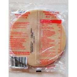 indijski čips - papadam