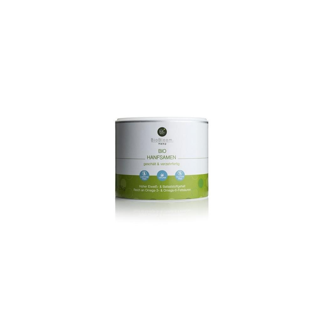BIO oluscena konopljina semena 250 g