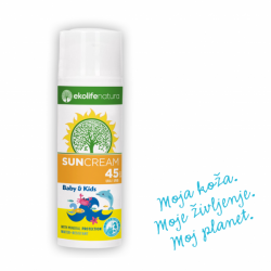 Ekolife natura SUN CREAM...