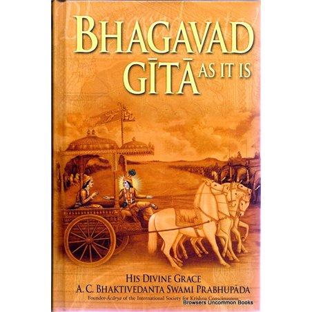 BHAGAVAD-GITA TRDE PLATNICE MINI (Eng)