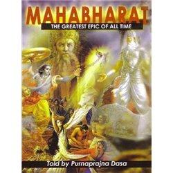 Mahabharata by Purnaprajna Dasa