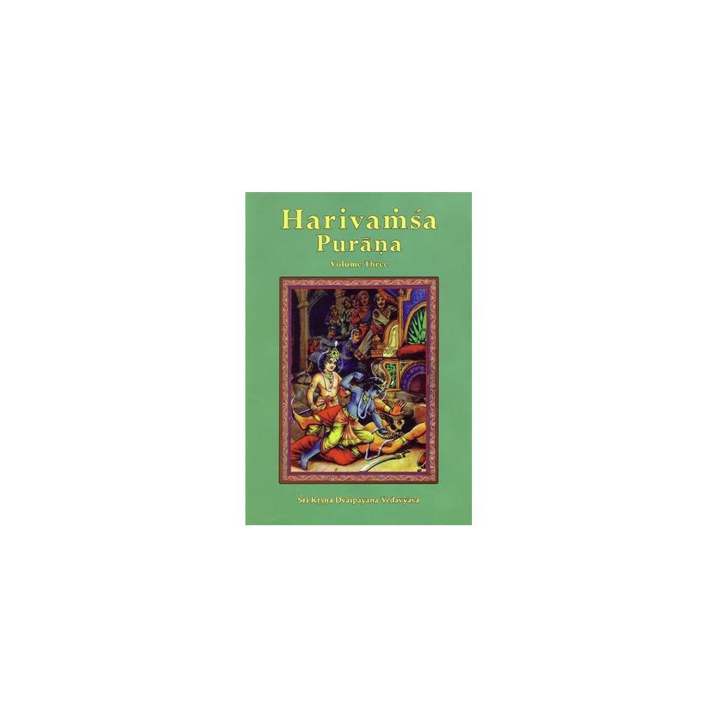 Harivamsa Purana Vol. 3
