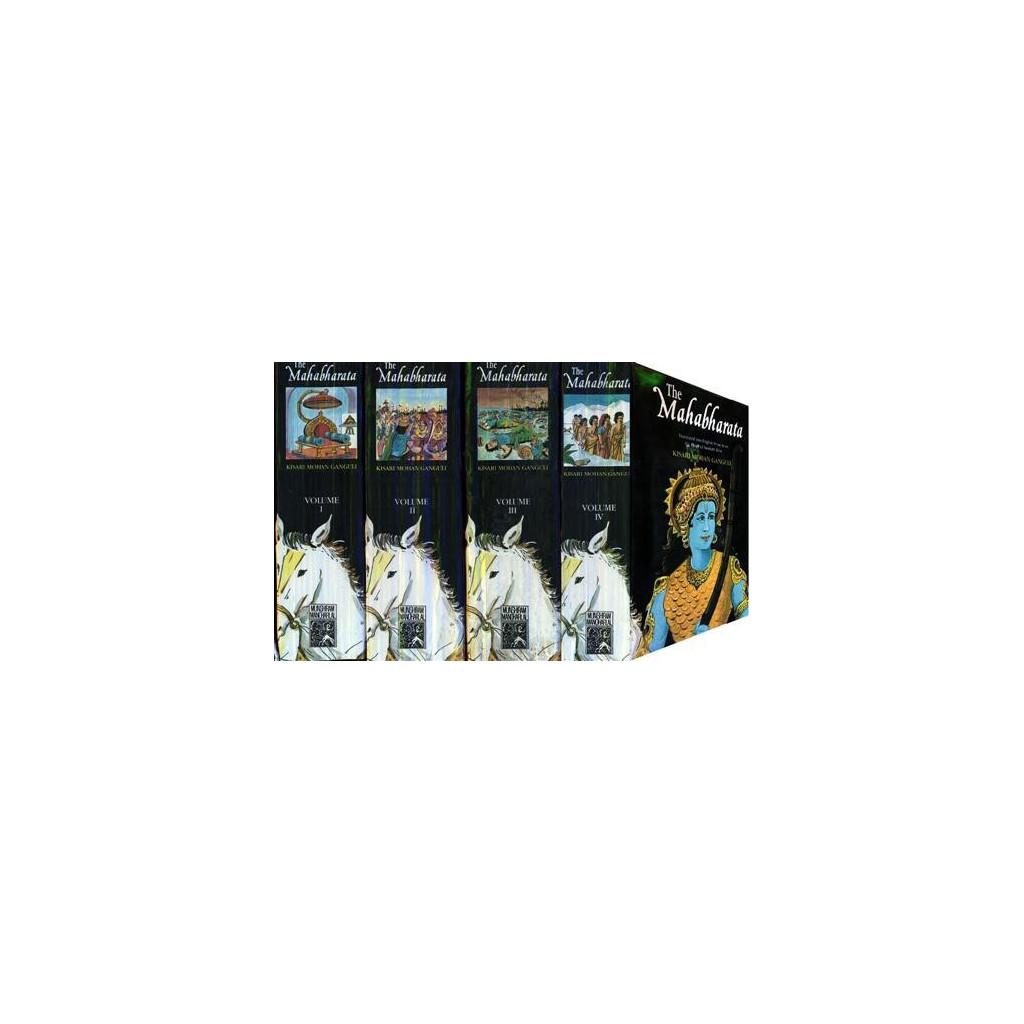 Mahabharata - 4 volumes