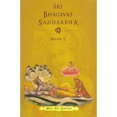 Sri Bhagavat Sandarbha, Vol.1