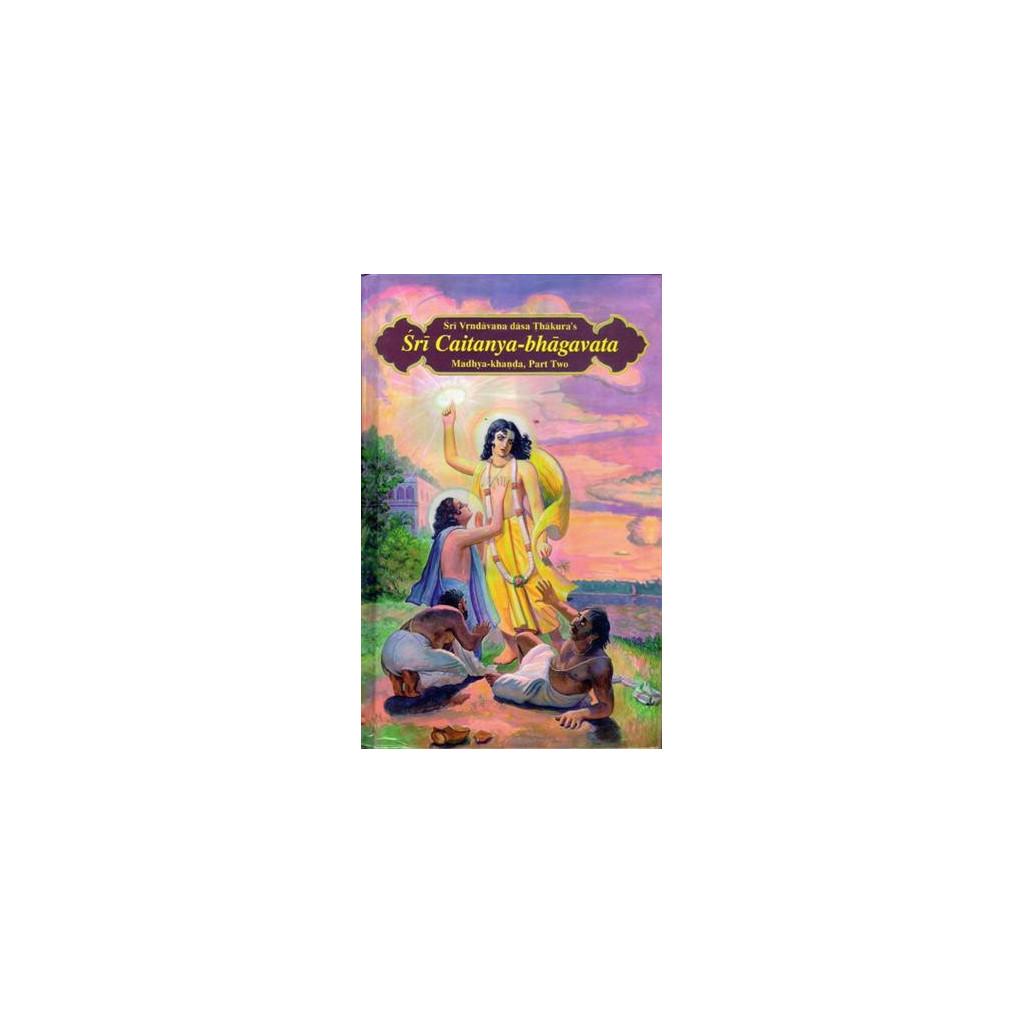 Sri Caitanya-bhagavata Mad 2