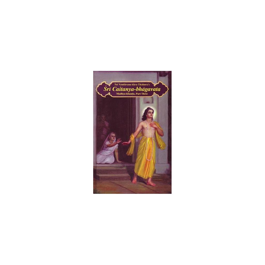 Sri Caitanya-bhagavata Mad 3
