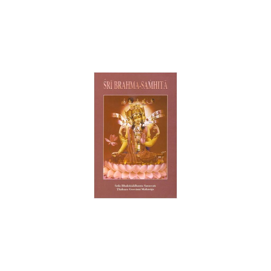 Sri Brahma-samhita (BBT)
