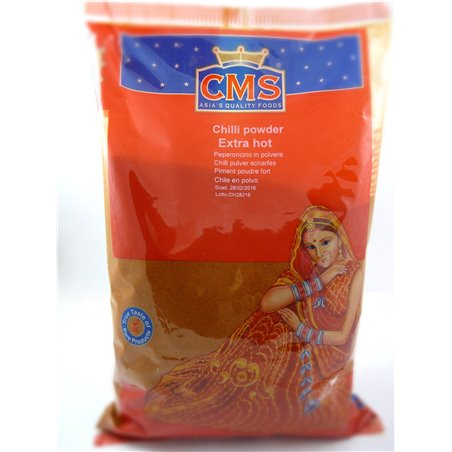 CMS CHILLI POWDER 1KG